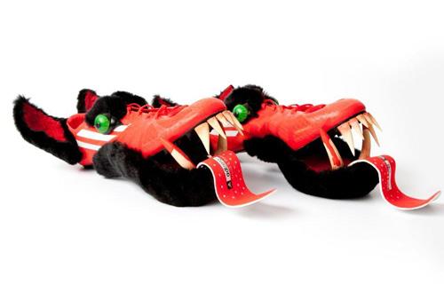 Обувките на Звяра