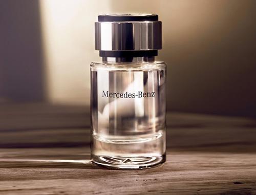 Първият парфюм на Mercedes-Benz
