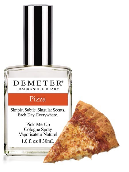 Pizza на Demeter Fragrance Library