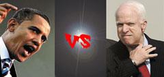 Обама и Маккейн