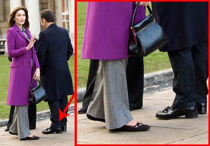 Саркози и Карла