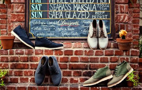 Обувките на есен/зима 2011/2012
