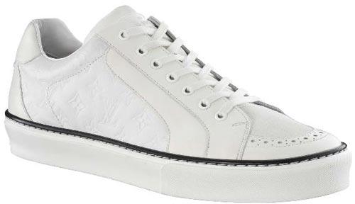 Бяла обувка