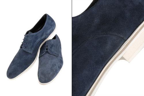 Dolce&Gabbana: сини обувки