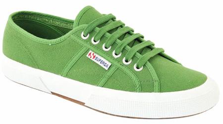 Цветните обувки