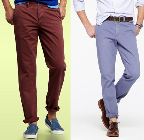 Цветни панталони