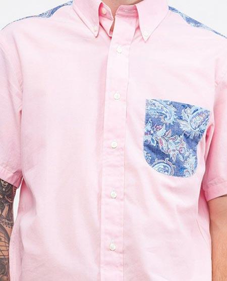 Риза с джоб