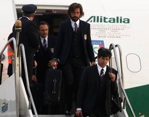 Италианският футболен отбор