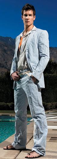 Памучен костюм