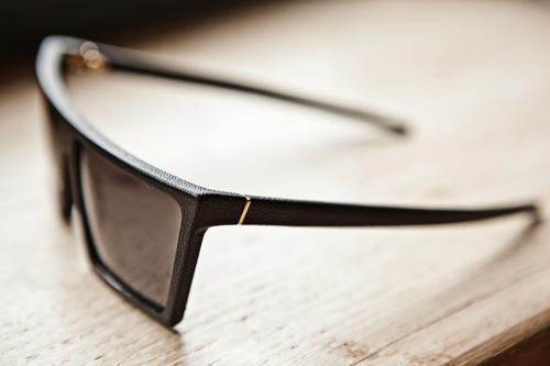 Кожени очила