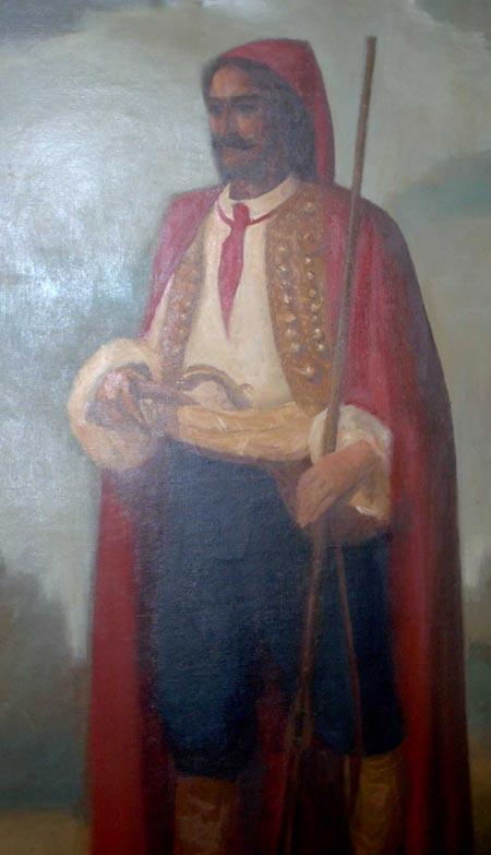 Хърватски войник
