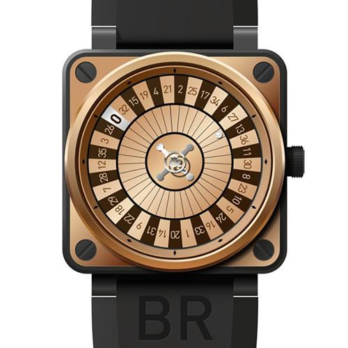 Часовник-рулетка