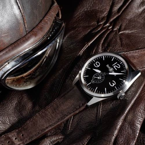 Ретро авиаторски часовник