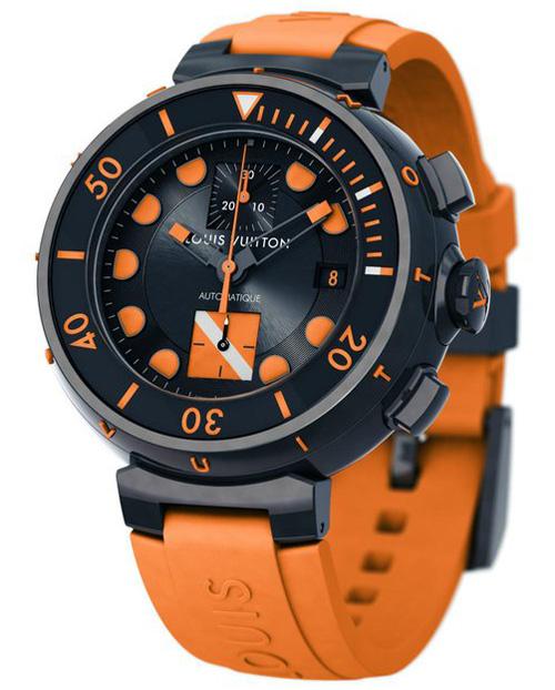 Tambour Diver Chronograph