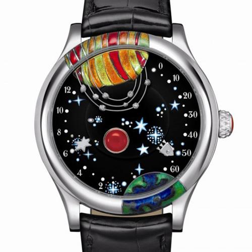 """Часовник """"От Земята до Луната"""""""