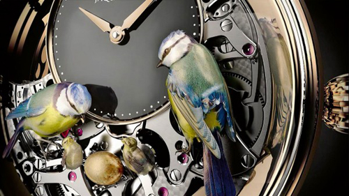 Bird Repeater