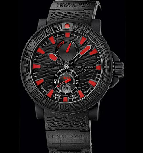 Часовник Game of Thrones от Ulysse Nardin
