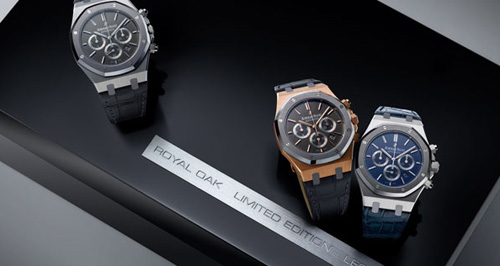 Audemars Piguet Royal Oak Leo Messi Limited Edition