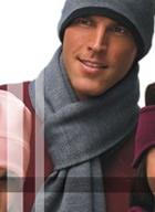 Шапка и шал
