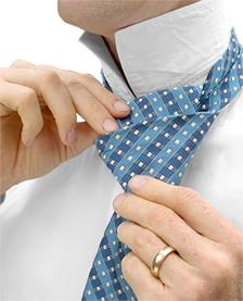 Вратовръзката казва