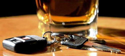 Питие и ключове за кола