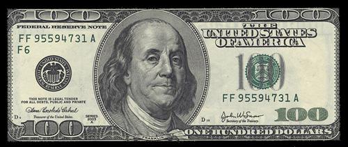 100 долара