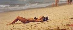 Мацка на плажа