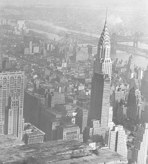 Ню Йорк през 30-те години на 20 век