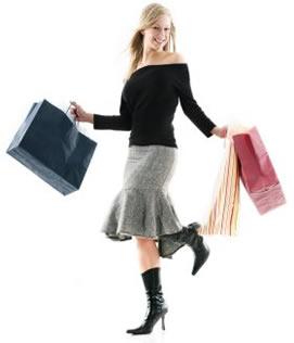 Пазаруване!