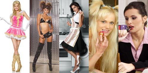 5 роли, в които жените искат да ги видиш